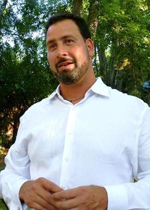 Rabbi Spike Anderson
