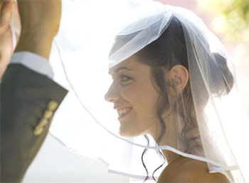 Bedeken (Veiling of the Bride)