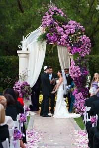 Jewish Wedding: Chuppah